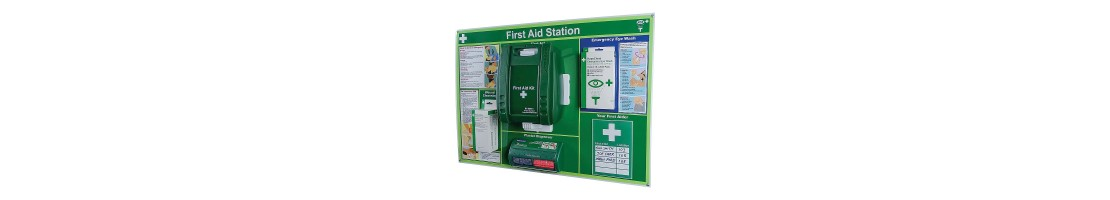 First Aid Supplies Suitable For All Work Places Available Now