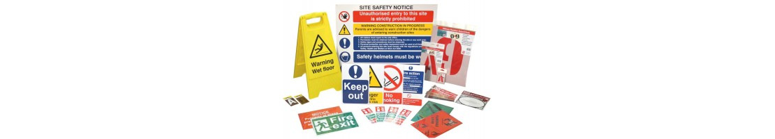 Hazard Warning Signs – Show When There Is A Caution Nearby