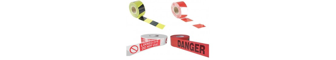 Barrier tape and caution tape as well as others on our website now