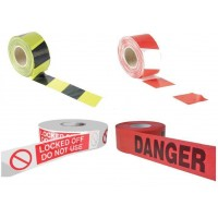 Safety Warning Barrier Tapes