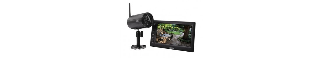 CCTV Security Cameras – See Who's On Your Property At All Times