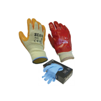 Nitrile - Latex - PVC Gloves