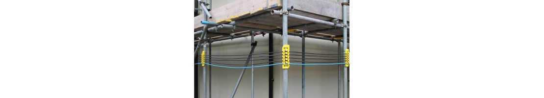 Cable Organisers - Suitable Equipment For Construction Sites