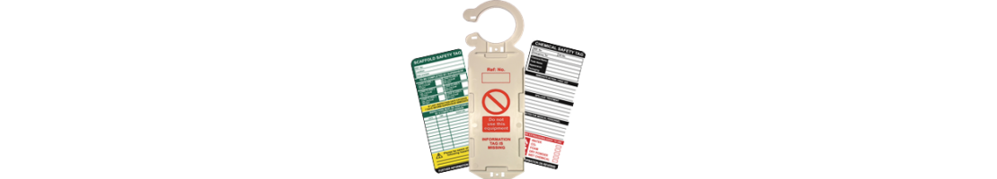 Safety Tags – Displaying Updates Or Warnings On Your Equipment