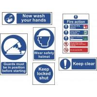 Mandatory Signs.