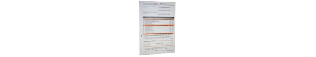 Permit To Work forms on sale at Work Safety Solutions