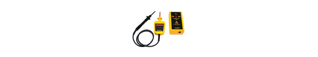 Electrical Test Equipment and Voltage Indicator Kits Now Online
