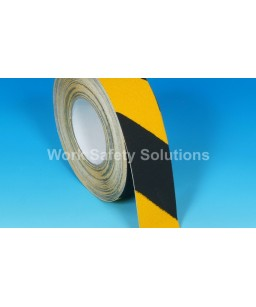Safety-Grip Hazard 50mm x 18.3m - Black/Yellow