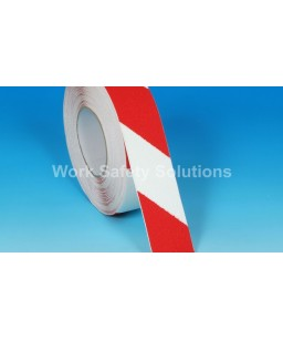 Safety-Grip Hazard 50mm x 18.3m - Red/White