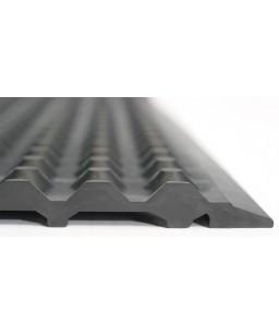 Ergomat Nitril Black Mat 60cm x 90cm