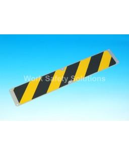 Anti Slip Aluminium Bolt Down Plates -  Stair Treads 115mm x 635mm