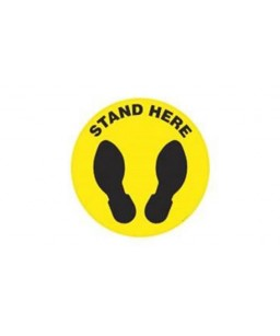 Stand HERE