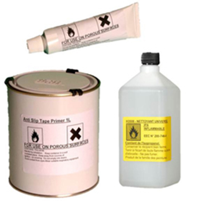 FLOOR TAPE ADHESIVE & CLEANER
