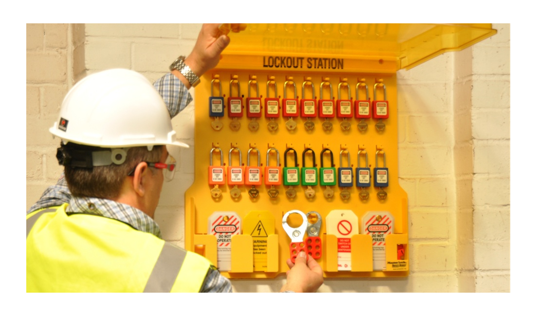 What is Lockout/Tagout Security System