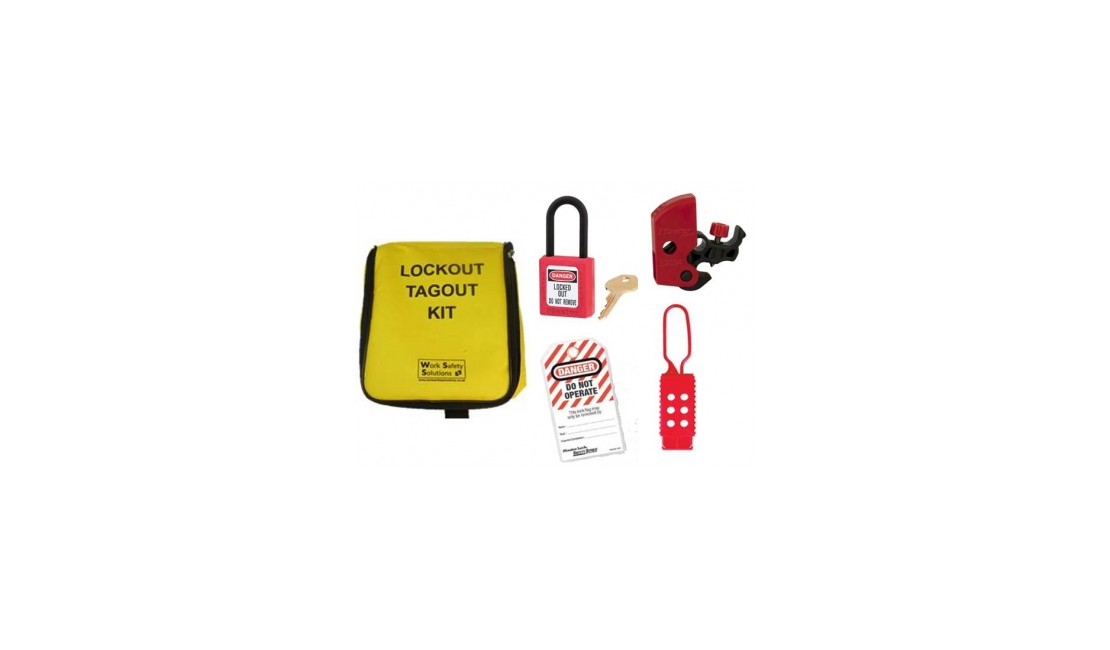 Electrical Lockout Kit Masterlock S2394