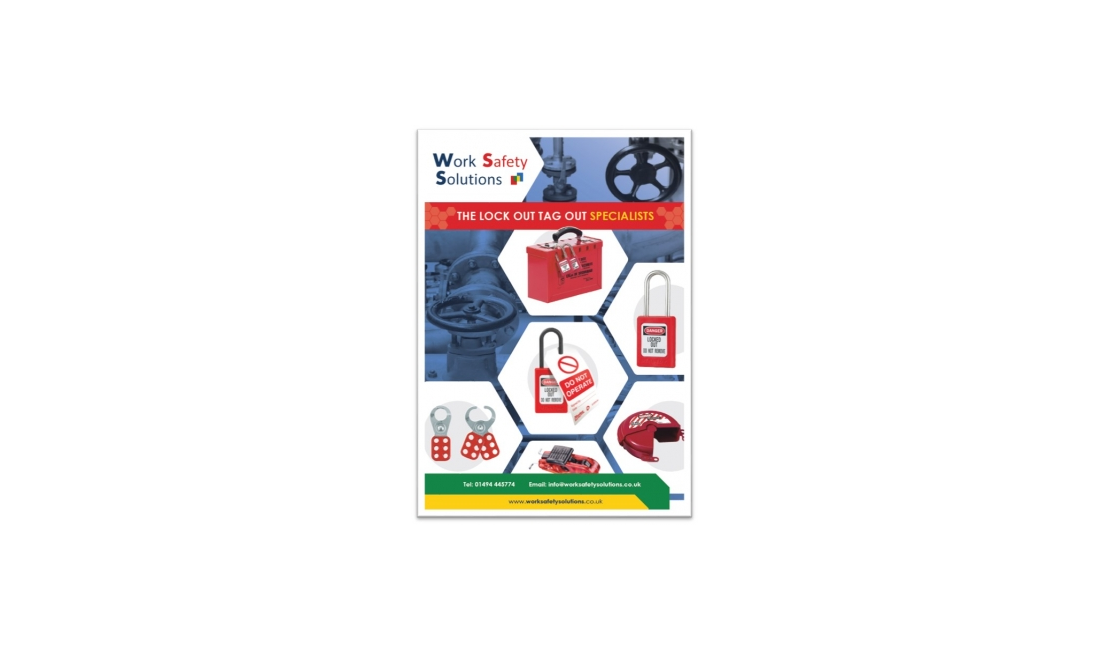 New  Work Safety Catalogue
